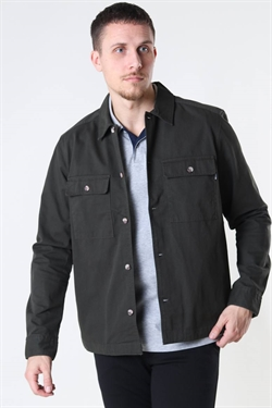 Only & Sons Ilvio Overshirt Peat