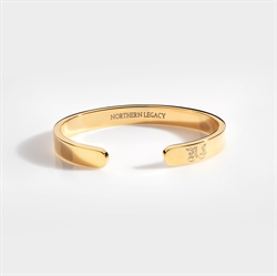 Northern Legacy Bangle Gold