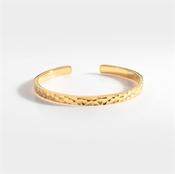 Northern Legacy Disrupt Bangle Gold