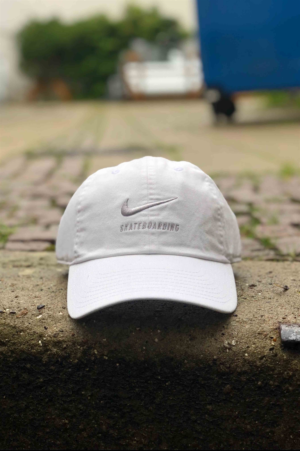 Nike Skateboarding PL A Roul Cap Wh