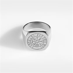 Northern Legacy BIG Vegvisir Silver
