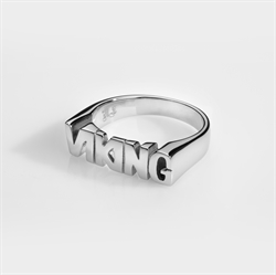 Northern Legacy Viking Ring Silver