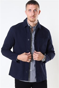 Clean Cut Lake Stretch LS Navy