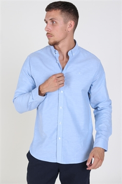 Clean Cut Oxford Plain Lt. Blue