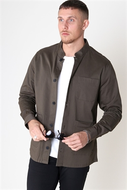 Clean Cut Pierre Overshirt Army