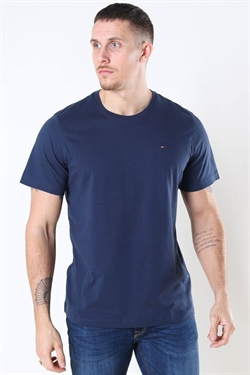 Tommy Jeans Jersey Tee Navy