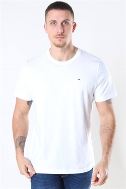 Tommy Jeans Jersey Tee Classic Whit