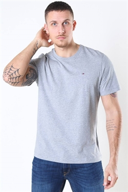 Tommy Jeans Jersey Tee Lt. Grey