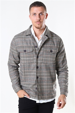 Gabba Clipper LS Overshirt Big Brow