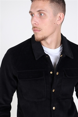 Just Junkies Apollo Jacket Black