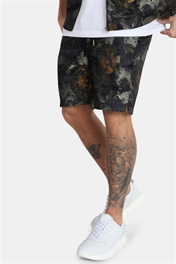 Just Junkies Jonas Shorts Black