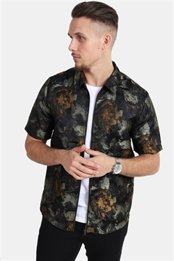 Just Junkies Jonas Shirt SS Black