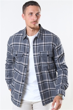 Just Junkies Minex Overshirt Grey M