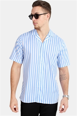 Just Junkies Ross Shirt Lt. Blue
