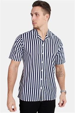 Just Junkies Ross Shirt Navy