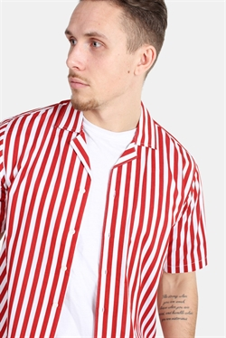 Just Junkies Ross Shirt Red