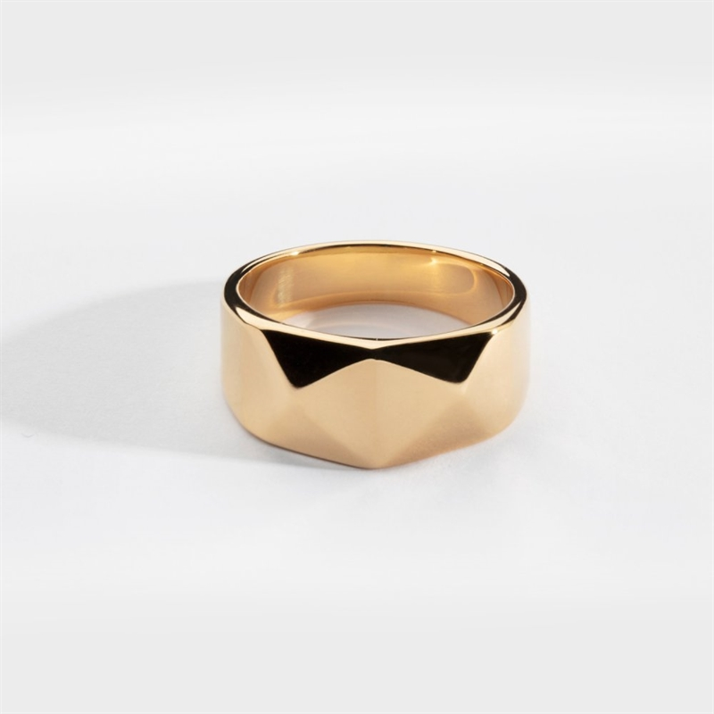 NL Kant Ring Gold