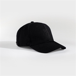 NL Lap Over Cap Black/Black