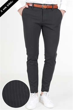 Only & Sons Mark Pants Stripe Black