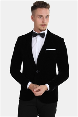 Only & Sons Teo Slim Blazer Black