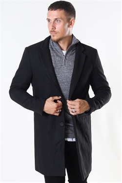 Only & Sons Maximus Wool Black