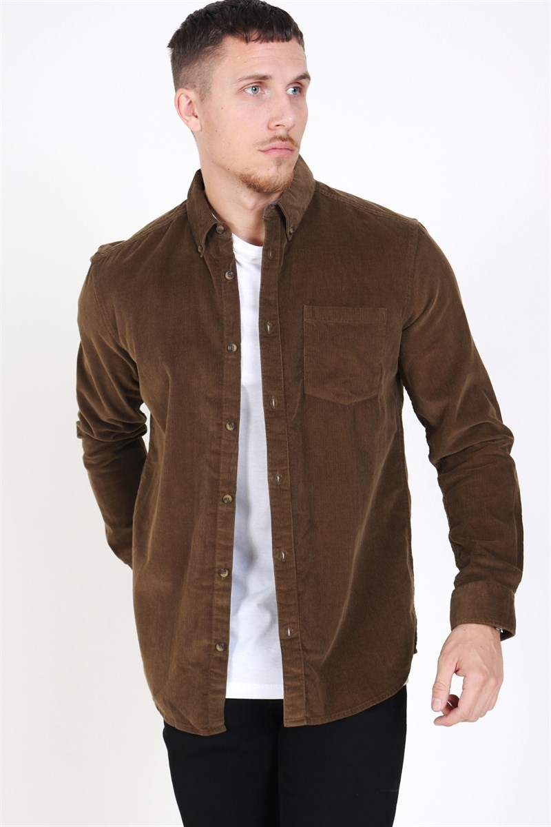 Only & Sons Georg Solid Corduroy Ka