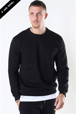Only & Sons Ceres Life Crew Black