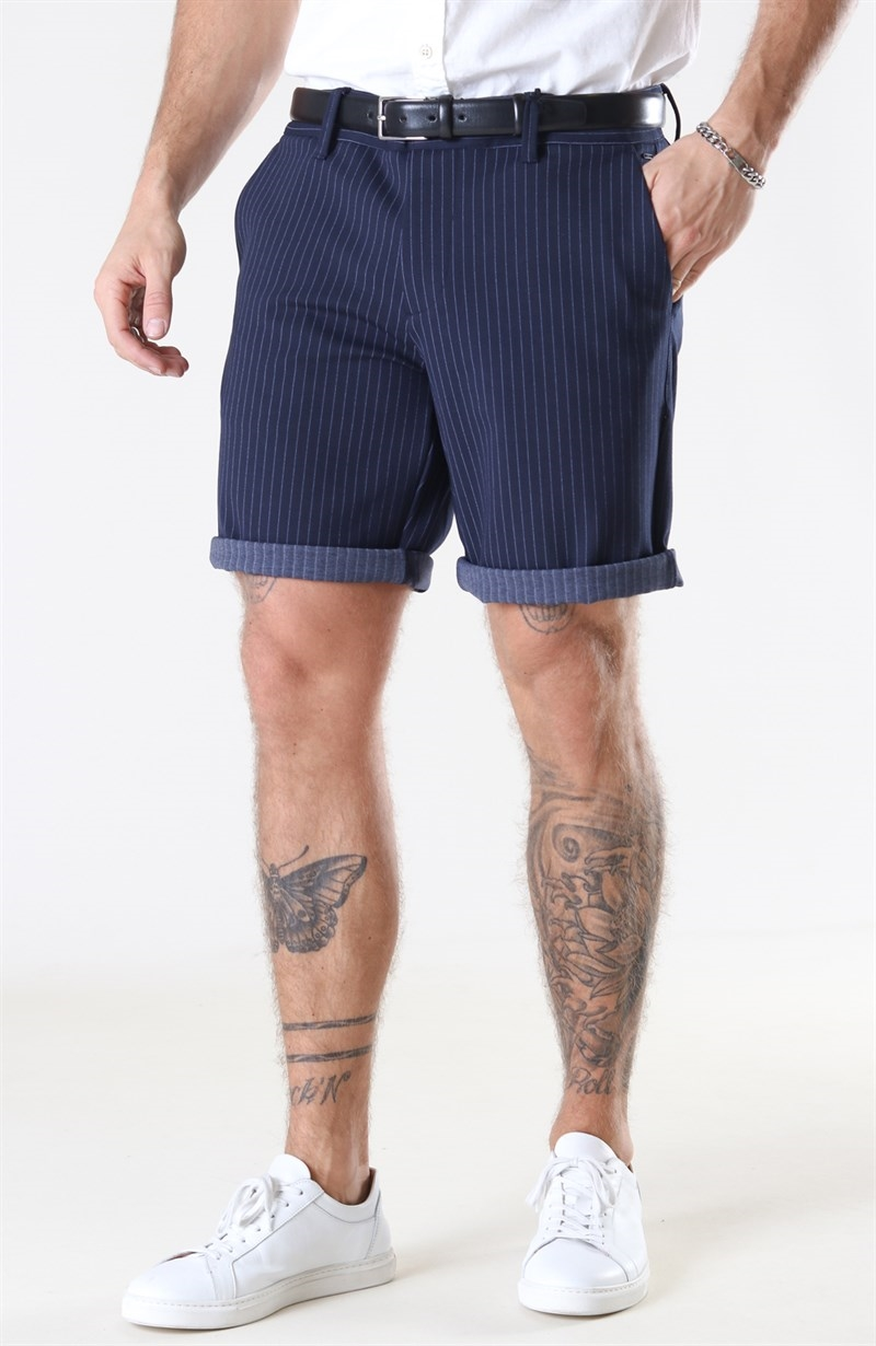 Only & Sons Mark Shorts Stripe Nigh
